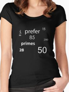 Primes Women's Fitted Scoop T-Shirt