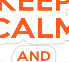 Brandon - Keep Calm Sticker