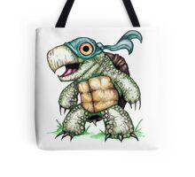 Teenage Mutant Snapping Turtle - Leonidas Tote Bag