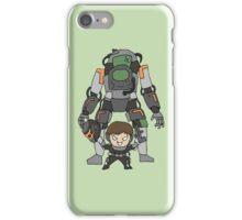 Robot Chibi iPhone Case/Skin