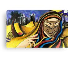 Urban Desertion Canvas Print