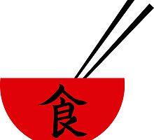 Japanese Bowl by iJayyQ