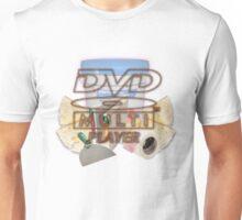 drywave queso dvd pornoaesthetic Unisex T-Shirt