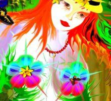Earth Girl - The Virgin Sticker