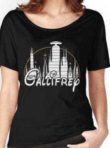 Gallifrey Disney Women's Relaxed Fit T-Shirt