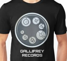 Gallifrey Records Unisex T-Shirt