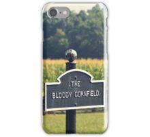 The Bloody Cornfield iPhone Case/Skin