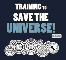 The Doctor - Training to Save the Universe! by Cosmodious