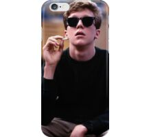 Breakfast Club- Brian iPhone Case/Skin