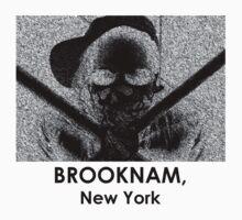 "Brooknam ""X'd"" by Darius Ferguson"