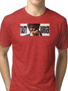 Pulp Fiction // Tasty Burger Tri-blend T-Shirt