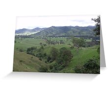 Gloucester nsw Greeting Card