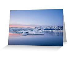 The Night Is For Dreamers Greeting Card