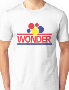 Vintage Wonder Bread Unisex T-Shirt