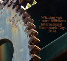 Int Steampunk Day 2014 A by Tinkerstales