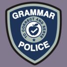 Grammar Police by DetourShirts