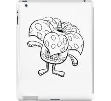 Vileplume de los Muertos | Pokemon & Day of The Dead Mashup iPad Case/Skin