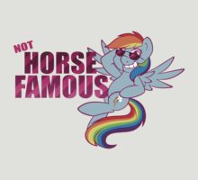 (Not) Horse Famous by LeekFish