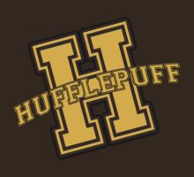 Hufflepuff Letterman Style by Impala-Designs
