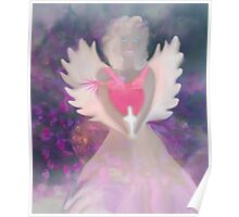 God's Special Angel Poster