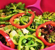 Crisp salad by LemonMeringue