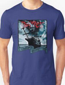 I'd Rather Be Sailin' T-Shirt