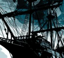 I'd Rather Be Sailin' Sticker