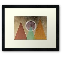 Afternoon Ride Framed Print