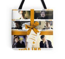 The Blind Banker Tote Bag