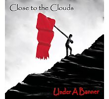 Close to the Clouds - Album cover Photographic Print