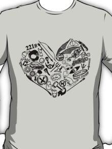 Fangirl at Heart T-Shirt