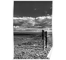East Mersea Beach Poster