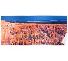 Bryce Canyon USA Poster