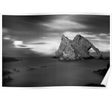Bow Fiddle Rock Poster