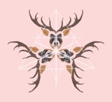 Angles and Antlers by Miln3r