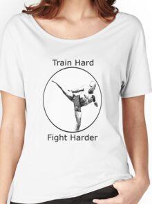 MMA T-Shirt  Women's Relaxed Fit T-Shirt