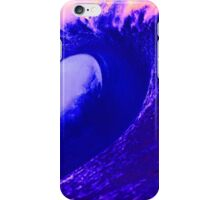 Abstract Wave iPhone Case/Skin