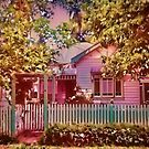 Rosevine Cottage by wallarooimages