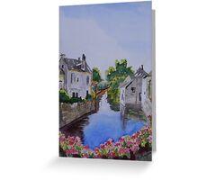 Bayeux France Greeting Card