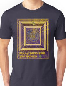many retruned Unisex T-Shirt