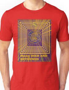 many retruned Unisex T-Shirt