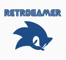 SEGA Retrogamer Shirt by Bergmandesign