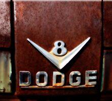 1956 Dodge V8 by ArtbyDigman
