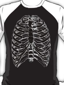 Human Anatomy: Rib Cage v2 T-Shirt