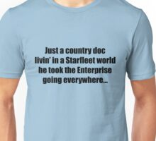 Just a Country Doc  Unisex T-Shirt