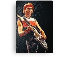 Mark Knopfler Canvas Print