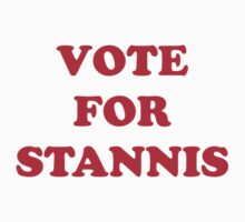 Vote for Stannis by JamesShannon