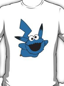 Pikachu x Cookie Monster T-Shirt