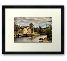 Archbishops Palace Framed Print