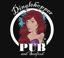 Dinglehopper Pub Shirt by BewareMySpooks